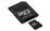 Digizub  16GB microSDHC mit Adapt.